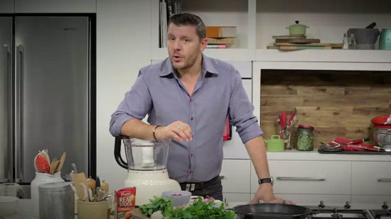 Manu Feildel - Campbell TVC